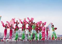 2010年参加上海世博会辽宁活动周演出
